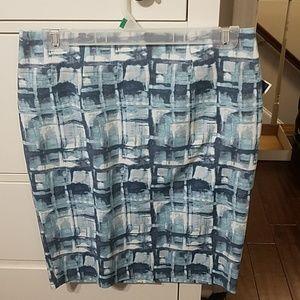 NWT Work Skirt